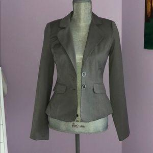 my Michelle Taylored Blazer in Grey